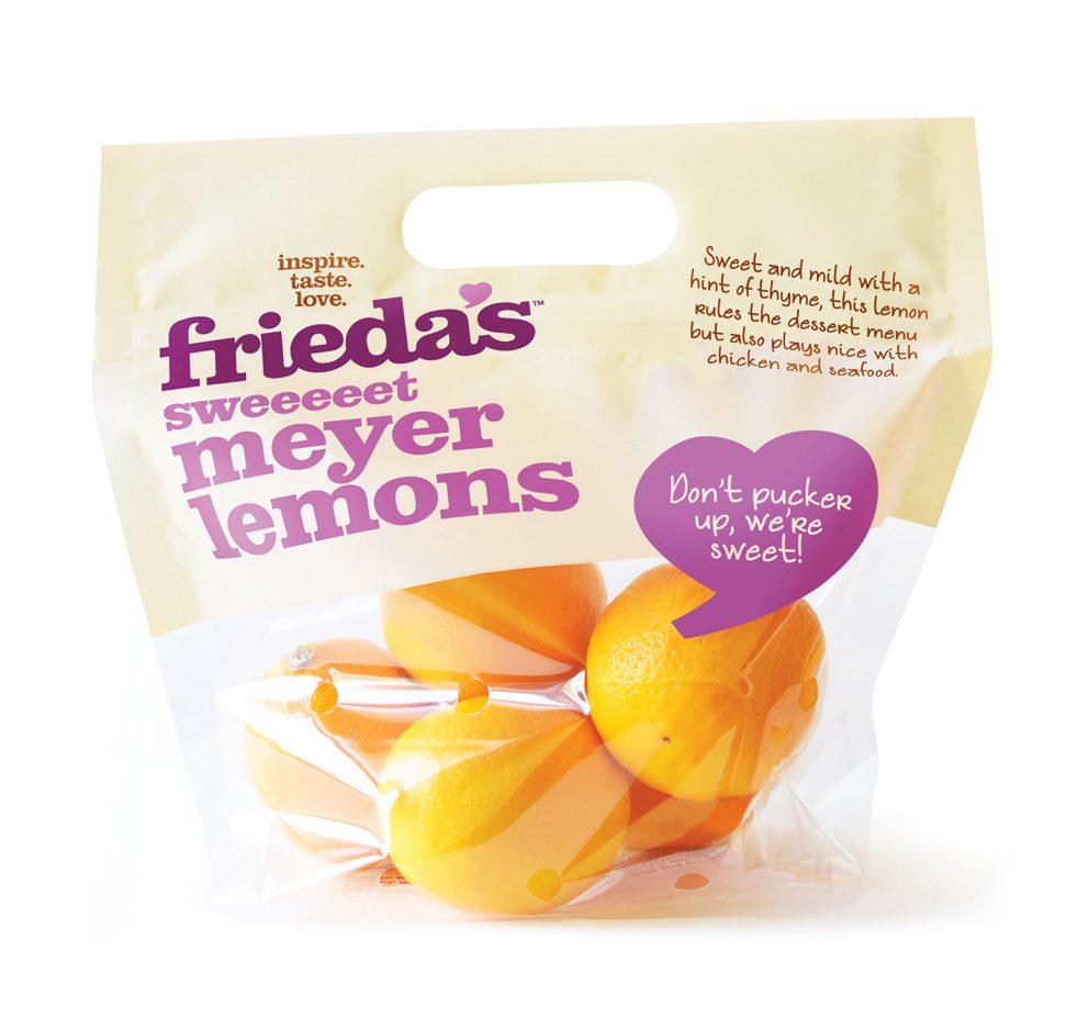Meyer Lemons Menu Image