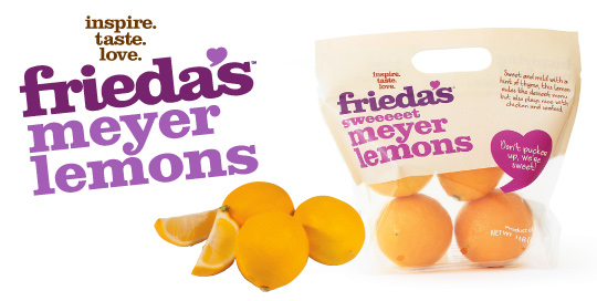 Frieda's Specialty Produce - Meyer Lemons