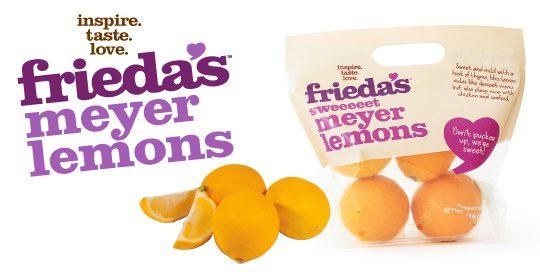 Frieda's Specialty Produce - Meyer Lemons