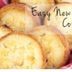 Easy New Mexico Cornbread