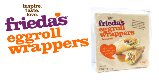 Frieda's Specialty Produce - Eggroll Wrappers