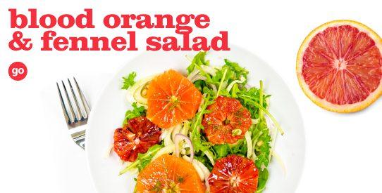 Frieda's Specialty Produce - Blood Orange Fennel Salad