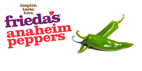 Frieda's Specialty Produce - Anaheim Peppers