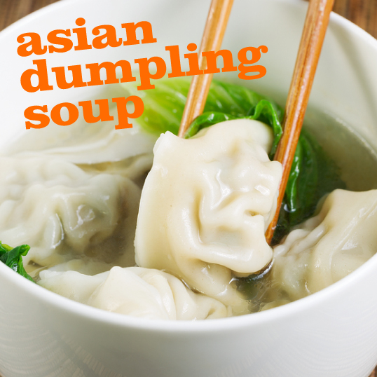 Frieda's Specialty Produce - Asian Dumpling Soup