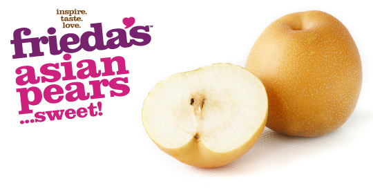 Frieda's Specialty Produce Asian Pears