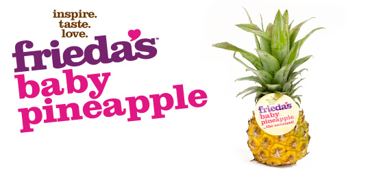 Frieda's Specialty Produce - Baby Pineapple