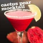 Cactus Pear Mocktail