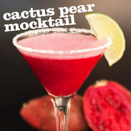 Frieda's Specialty Produce - Cactus Pear Mocktail
