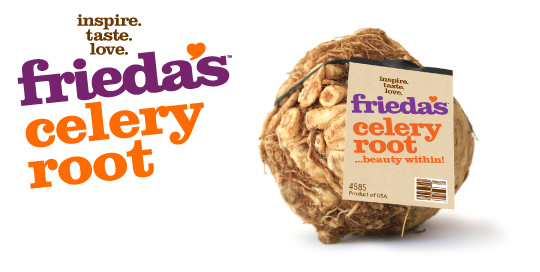 Frieda's Specialty Produce - Celery Root