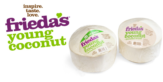 Frieda's Specialty Produce - Young Coconut