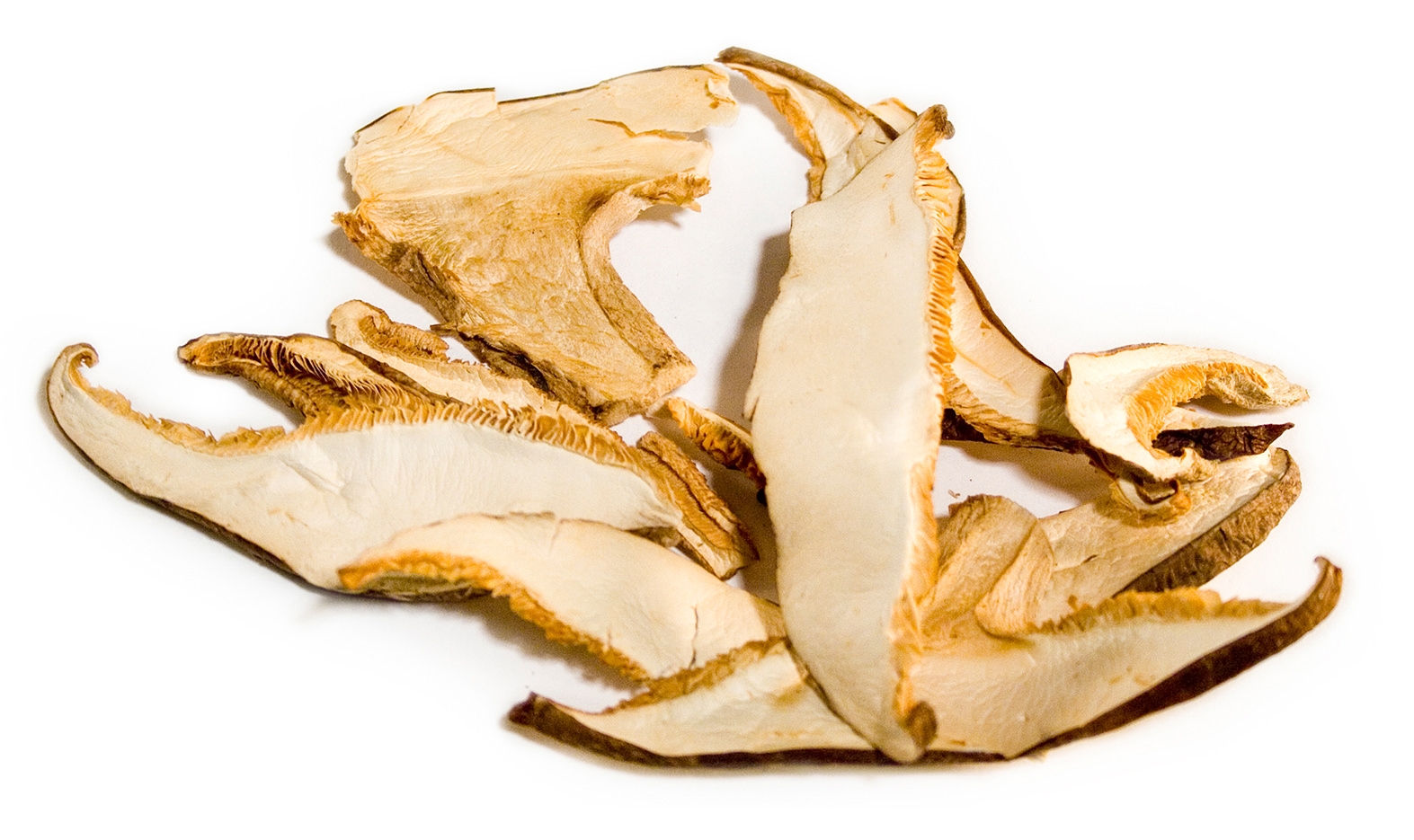 Dried Shiitake Mushrooms Image