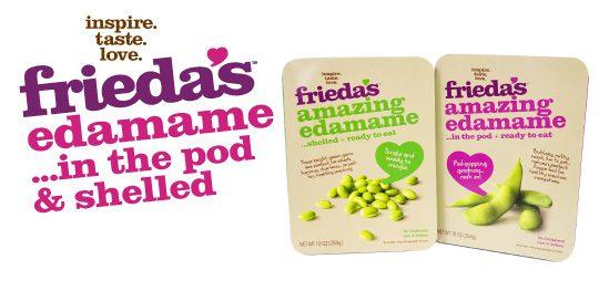Frieda's Specialty Produce - Edamame