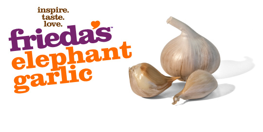 Frieda's Specialty Produce - Elephant Garlic