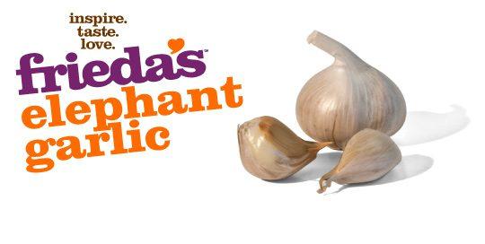 Frieda's Specialty Produce - Elephant Garlic