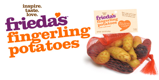 Frieda's Specialty Produce - Fingerling Potatoes