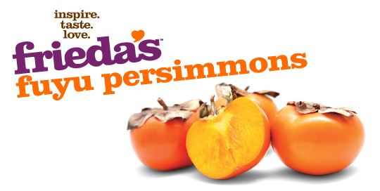 Frieda's Specialty Produce - Fuyu Persimmons