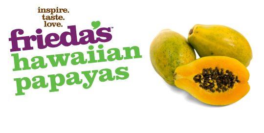 Frieda's Specialty Produce - Hawaiian Papaya