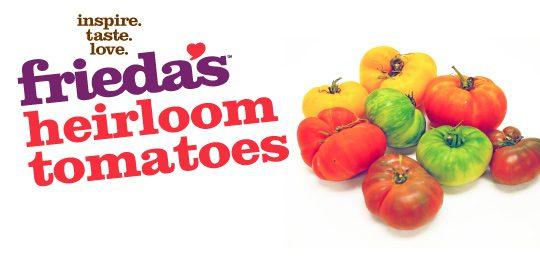 Frieda's Specialty Produce - Heirloom Tomatoes
