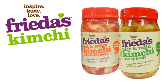 Frieda's Specialty Produce - Kimchi