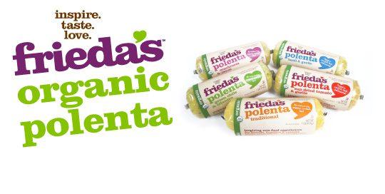 Frieda's Specialty Produce - Organic Polenta