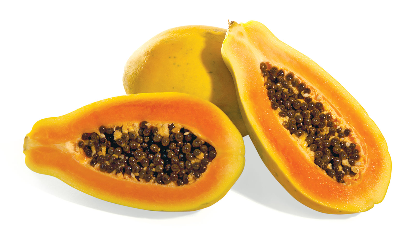 Golden Sunrise Papayas Image