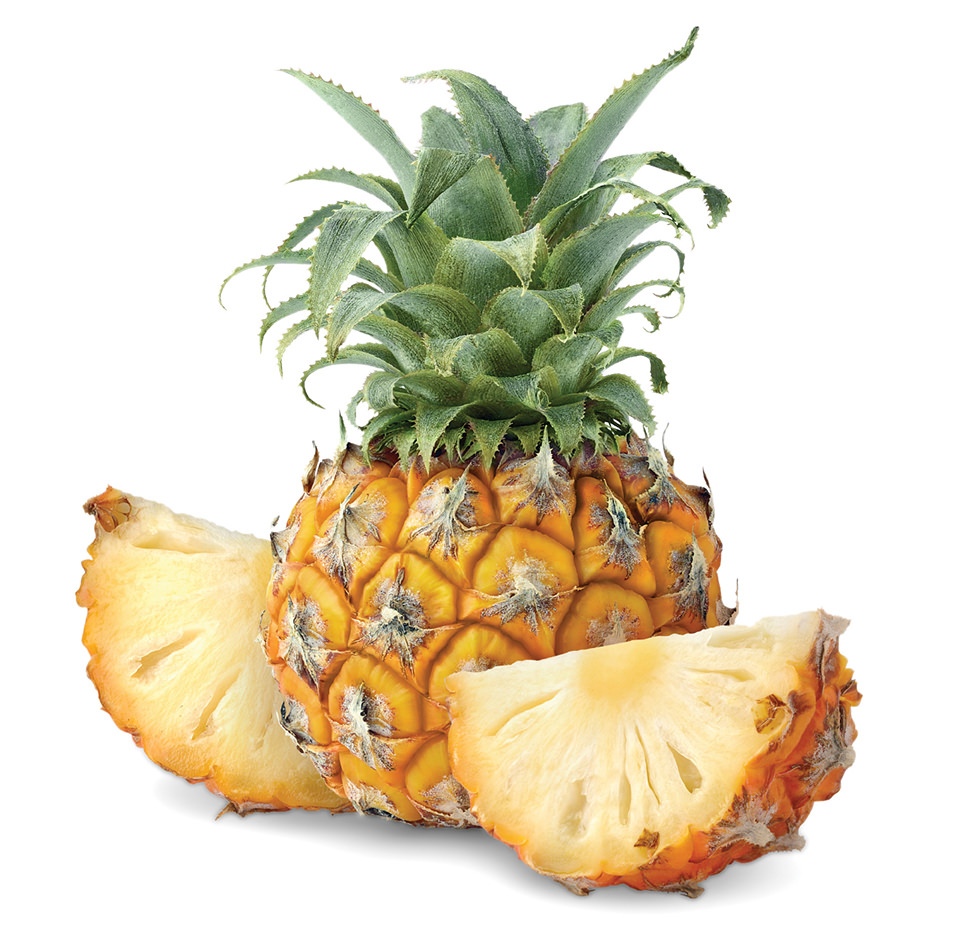 Baby Pineapple Image