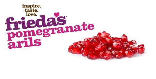 Frieda's Specialty Produce - Pomegranate Arils