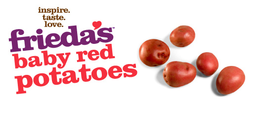 Frieda's Specialty Produce - Baby Red Potatoes