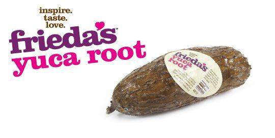 Frieda's Specialty Produce - Yuca Root