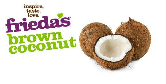 Frieda's Specialty Produce - Brown Coconut