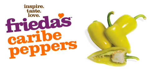 Frieda's Specialty Produce - Caribe Peppers