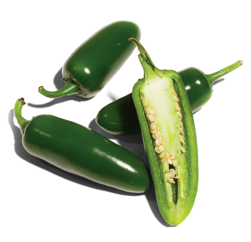 Jalapeño Peppers Image