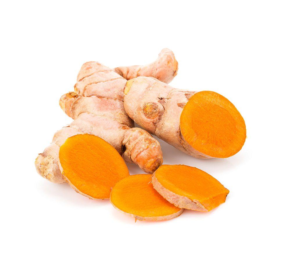 Turmeric Root Menu Image