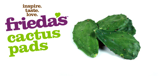 Frieda's Specialty Produce - Cactus Pads