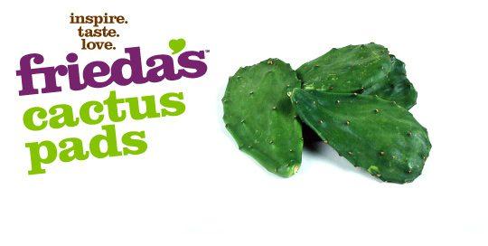 Frieda's Specialty Produce - Cactus Pads