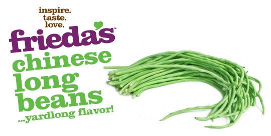 Frieda's Specialty Produce Chinese Long Beans
