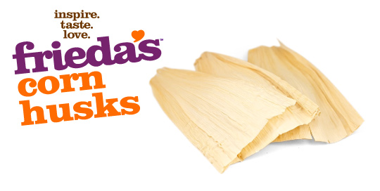 Frieda's Specialty Produce - Corn Husks