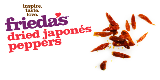 Frieda's Specialty Produce - Japones Peppers