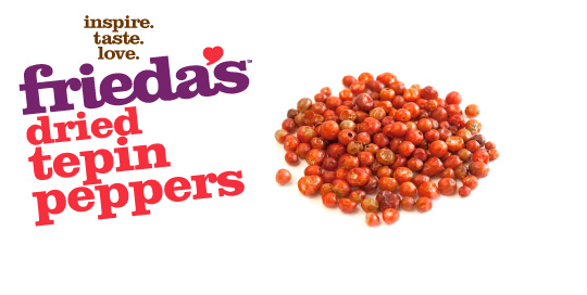 Frieda's Specialty Produce - Dried Tepin Peppers