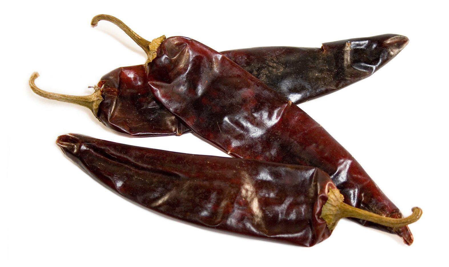 Dried Guajillo Chiles Image