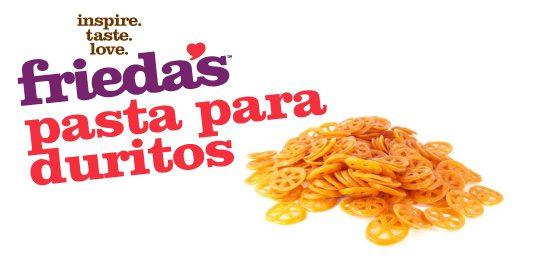 Frieda's Specialty Produce - Pasta Para Duritos