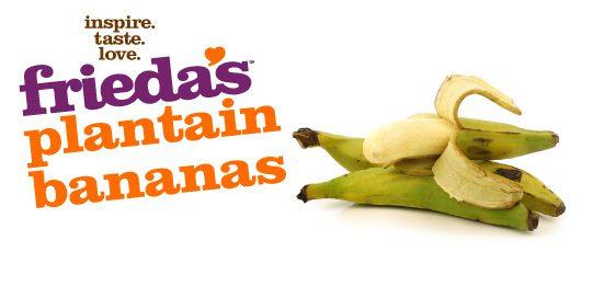 Frieda's Specialty Produce - Plantain Banana