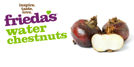Frieda's Specialty Produce - Water Chestnuts