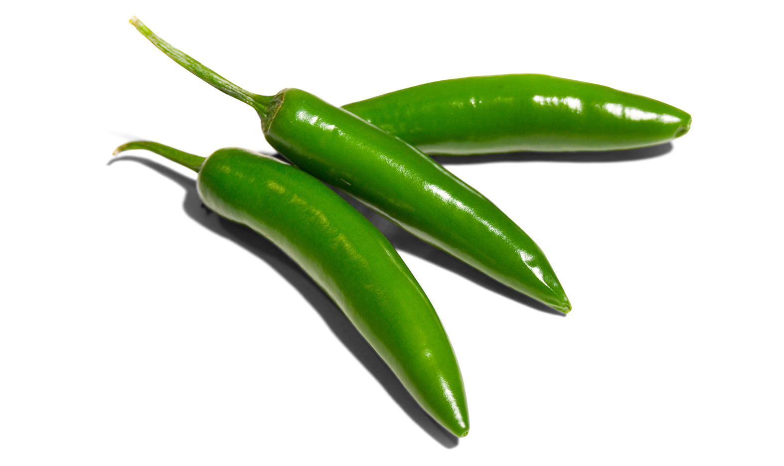 Serrano Peppers Image