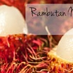 Rambutan Mandarin Fruit Cocktail