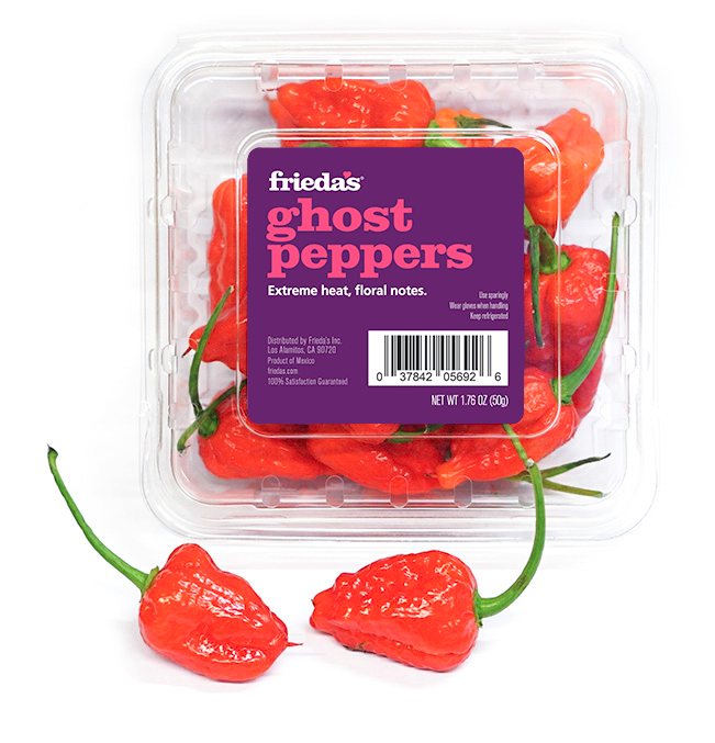 Ghost Peppers Image