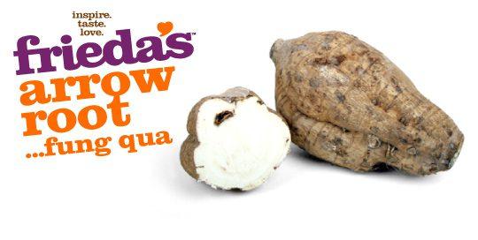 Frieda's Specialty Produce Arrow Root