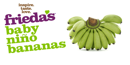 Frieda's Specialty Produce - Baby Banana