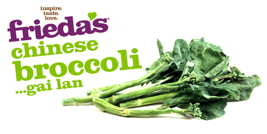 Frieda's Specialty Produce Chinese Broccoli