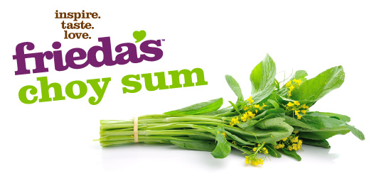 Frieda's Specialty Produce - Choy Sum